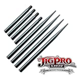 550 Type III Paracord FID, Lacing, Stitching Needles by Jig Pro Shop (4 Pack 3 1/2