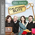 California Suite  by Neil Simon Narrated by Dennis Boutsikaris, Bruce Davison, Marsha Mason, Amy Pietz