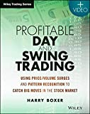 img - for Profitable Day and Swing Trading, + Website: Using Price/Volume Surges and Pattern Recognition to Catch Big Moves in the Stock Market (Wiley Trading) book / textbook / text book