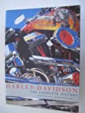 img - for Harley-Davidson: The Complete History book / textbook / text book