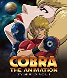 COBRA THE ANIMATION TVシリーズ VOL.1[Blu-ray/ブルーレイ]