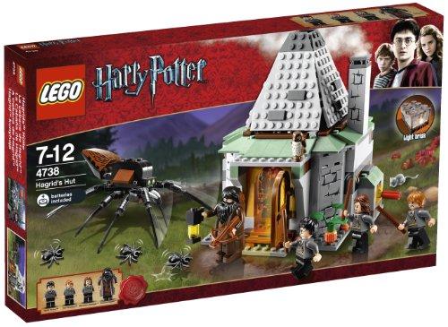 LEGO Harry Potter 4738 - Hagrids Hütte