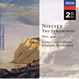 Nielsen: The Symphonies Nos. 4-6 (2 CDs)