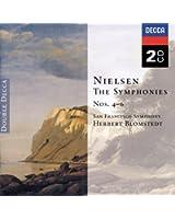 Nielsen: The Symphonies Nos. 4-6 (2 CDs)
