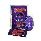Cadbury Wispa Large Egg 275G