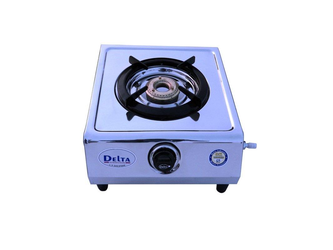 Delta 1013 Stainless Steel 1 Burner Gas Cookt..