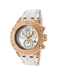 Invicta Women's 0533 Subaqua Reserve Chronograph Mother-Of-Pearl Dial Watch