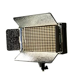Ikan IB500 Bi-Color LED Studio Light (Black)