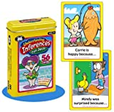 Understanding Inferences Fun Deck Cards - Super Duper Educational Learning Toy for Kids