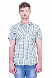 Trendster Multi Checks Half Sleeve Casual Men's Shirt