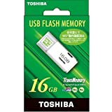 TOSHIBA 任天堂Wii推奨 USBメモリー 16GB TNU-W016G