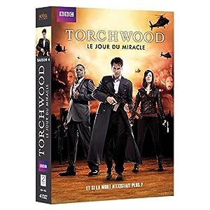 Torchwood - Le jour du miracle - Saison 4 - Coffret 4 DVD