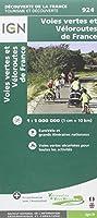 1M924 Véloroutes et voies vertes 1/1M