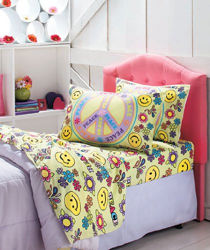 Butterfly Twin Bedding 4289 front