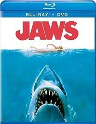 Jaws (Blu-ray + DVD + Digital Copy + UltraViolet)