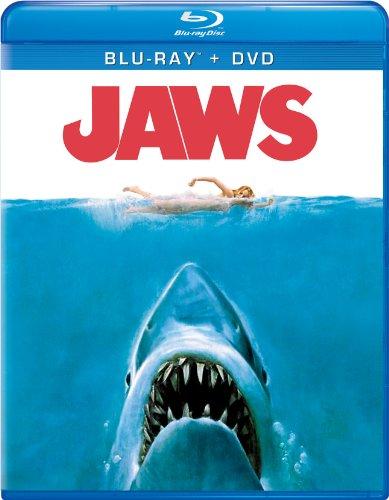 Jaws (Universal 100th Anniversary) [Blu-ray + DVD + Digital Copy + UltraViolet] (1975)
