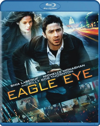 Cover art for  Eagle Eye [Blu-ray]