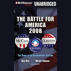 The Battle for America 2008 Audiobook