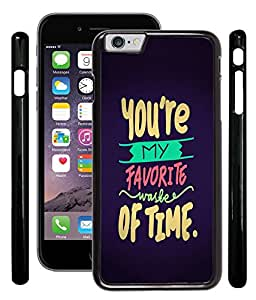APPLE I PHONE 6 BACK COVER CASE BY instyler