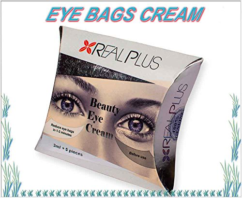 Eyebag removal cream to diminish the appearance of eyebags and wrinkles. 100% effect within 2 minues!!!For man and women.5 pieces x 3ml.