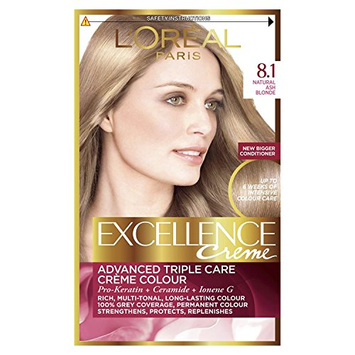 loreal-paris-excellence-hair-colour-kit-natural-ash-blonde-number-81-pack-of-3