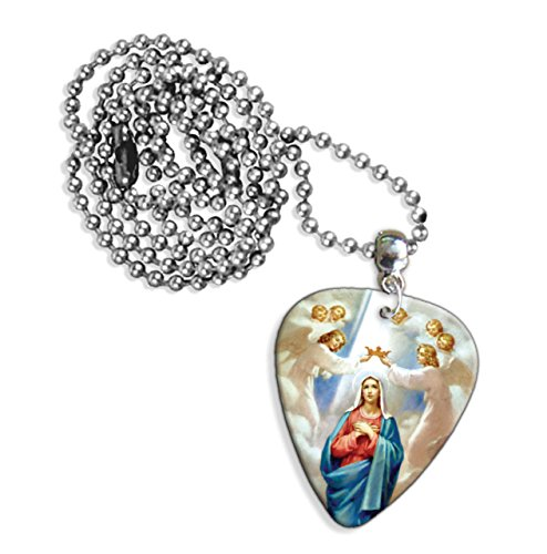 christian-virgin-mary-logo-collar-con-colgante-en-forma-de-guitarra-gd