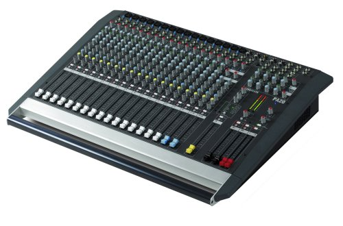 Allen & Heath AH-PA20-CP 20-Channel Powered Mixer