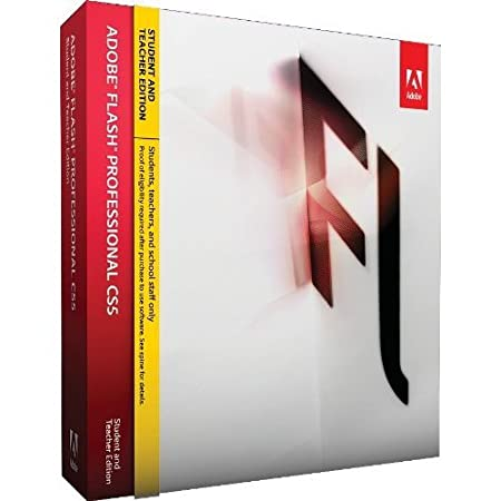 Flash Pro CS5 - version étudiante et enseignante