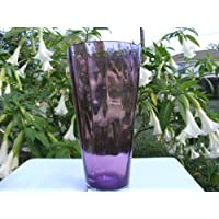 Flower Purple Vase