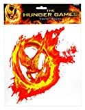 "The Hunger Games Movie Laptop Decals ""Mockingjay Fire"""