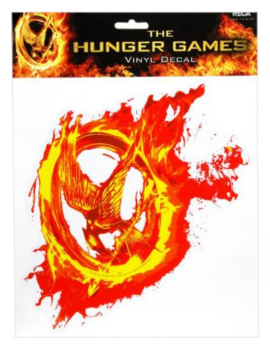The Hunger Games Movie Laptop Decals