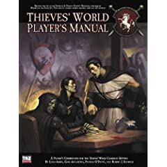 Thieves' World: Player's Manual (Thieves' World d20 3.5 Roleplaying) by James Ryman and Lynn Abbey