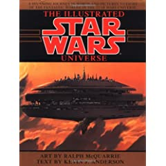 Illustrated Star Wars Universe (Bantam Spectra)