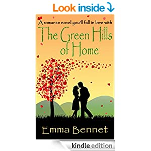 THE GREEN HILLS OF HOME: a romance book you'll fall in love with