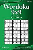 Wordoku 9x9 - Easy to Extreme - Volume 1 - 276 Puzzles