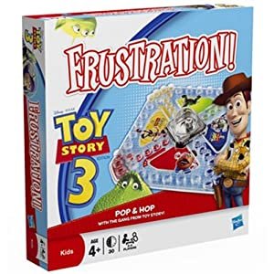 Frustration game Toy Story 3!