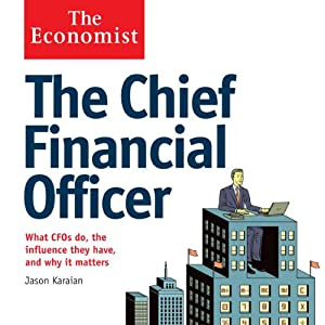 The Chief Financial Officer Audiobook