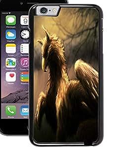 ColourCraft Fantasy Animal Design Back Case Cover for APPLE IPHONE 6S