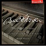 Beethoven: The Final Trilogy, Piano Sonatas Vol.3