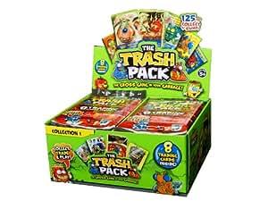 Le Trash Pack de Trading Card Game - Full Box * 36 * Packs - Collection 1 - Le Gang brut aux ordures