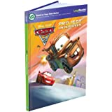 LeapFrog LeapReader Book: Disney-Pixar Cars 2 Project Undercover (Works with Tag)