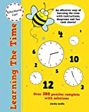 Learning the Time: Educational Fun! over 280 Clock-face Puzzles