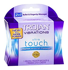 Trojan vibrations ultra touch