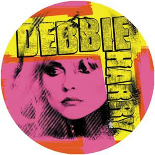 Licenses Products Debbie Harry Pink C/U Magnet - 1