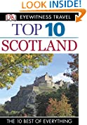 Top 10 Scotland (EYEWITNESS TOP 10 TRAVEL GUIDES)