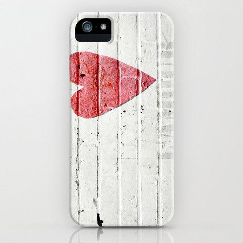 society6 iPhone5/5sケースL'amourデザイナーズiPhoneケース