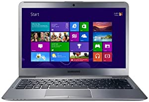 Samsung 530U3C 13.3-inch Ultrabook (Silver) - (Intel Core i5 3317UM 1.7GHz Processor, 6GB RAM, 500GB HDD, LAN, WLAN, BT, Webcam, Integrated Graphics, Windows 8)