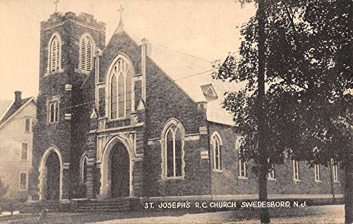 Swedesboro New Jersey Postcard