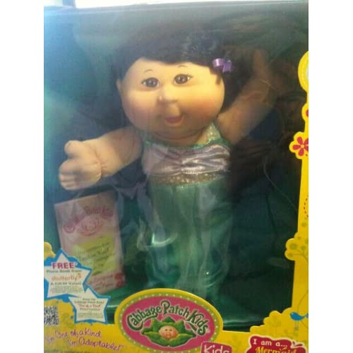 Amazon.com: Cabbage Patch Kids: Mermaid (Asian)