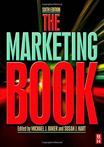 The Marketing Book front-992548